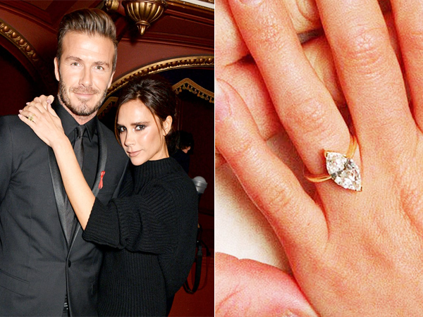 Below Weu0027ve Put Together Some Of The Most Iconic Celebrity Engagement Rings  From The Past 100 Years To Help Get Your Creative Ideas Flowing.